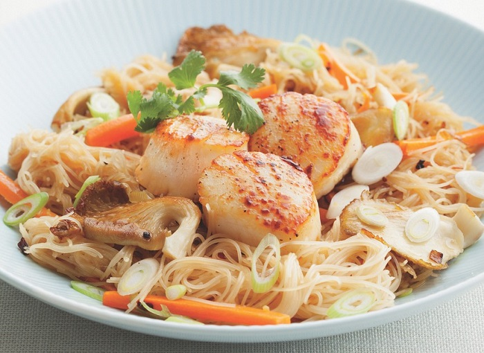 Ngoài ra, các bạn có thể xào cồi sò điệp Nhật kèm với nhiều thực phẩm khác nhau, tùy theo sở thích để tạo ra một món ăn độc đáo và tuyệt hảo cho gia đình.