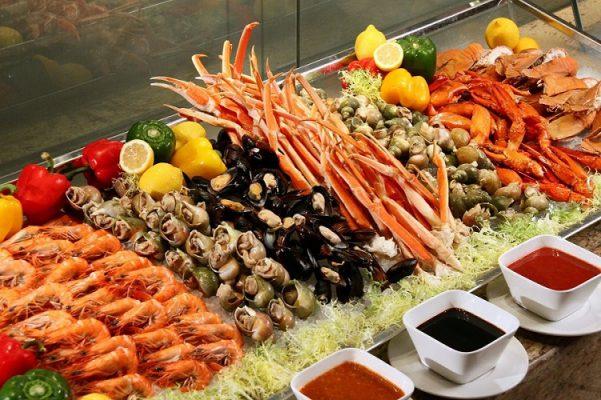 Ăn hải sản tốt cho sức khỏe