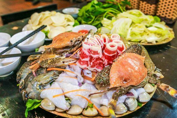 Vựa hải sản