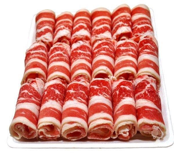 Thịt bò ba chỉ mỹ thơm ngon