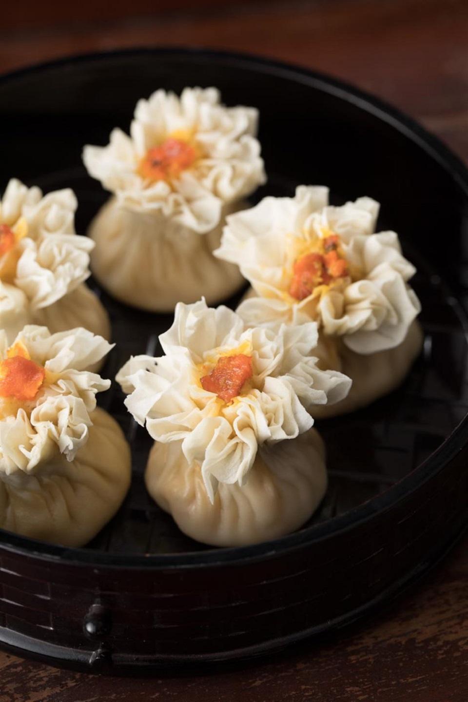 Món Cua Lông Tiểu Long Bao
