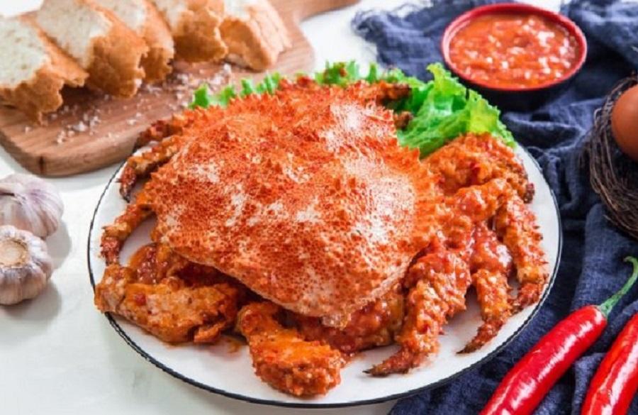 Thịt cua ruby dai, ngọt và nhiều dinh dưỡng