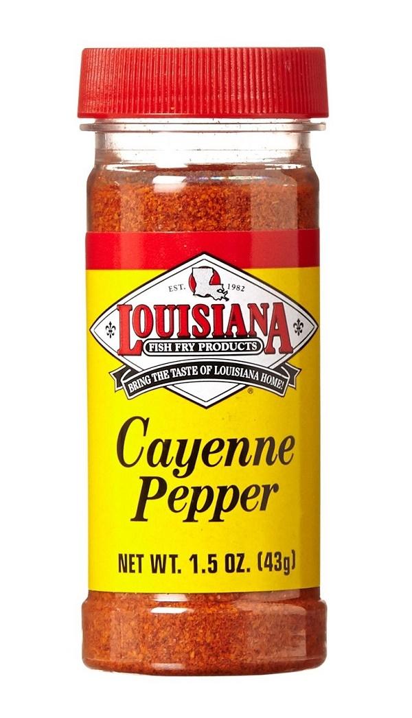 Louisiana Peper Cayenne