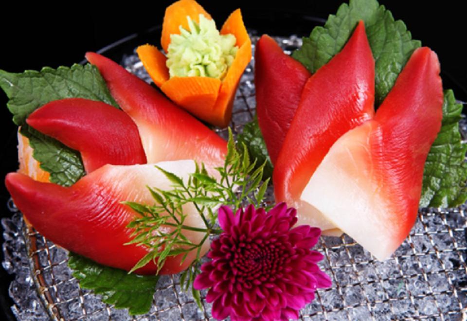 Thịt Sò Đỏ chứa nhiều sắc và giàu dinh dưỡng