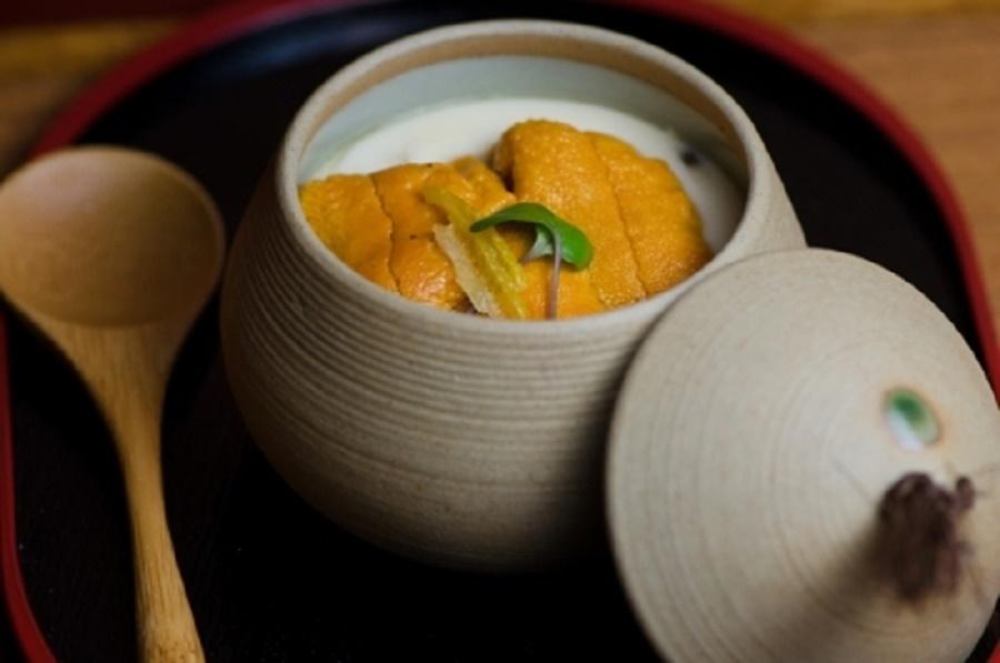 Gạch Nhum nấu cháo vừa thơm ngon vùa bổ dưỡng