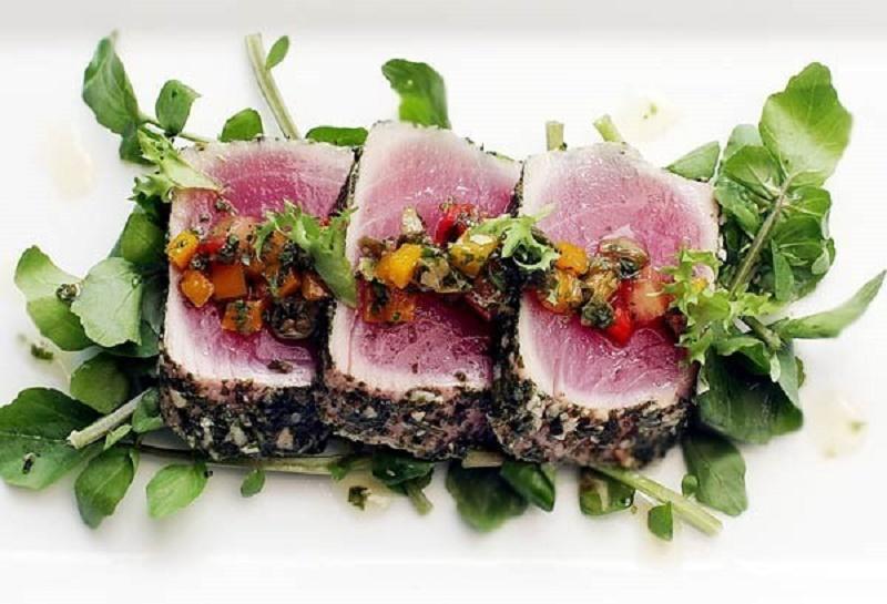 Steak Cá Ngừ Đại Dương