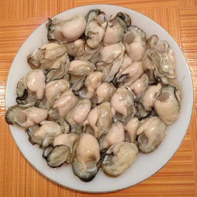Trong các bữa ăn hằng ngày, hàu được sử dụng nhiều bởi chúng là loại hải sản bổ dưỡng tốt cho sức khỏe.